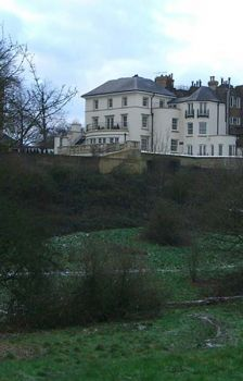 View of House from the Heath